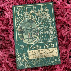 Storybook Cosmetics Fairytales: Robin Hood Palette
